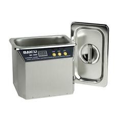 BAKU BK-3550 Stainless Steel Ultrasonic Cell Phone Water Damage Cleaner 110V