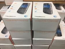 BlackBerry Bold 9900 - 8GB - Black (AT&T) Smartphone NEW SEALED