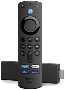 Fire TV Stick 4K   Alexa Voice Remote with TV Controls   Dolby Vision