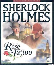 SHERLOCK HOLMES CASE OF THE ROSE TATTOO +1Clk Windows 10 8 7 Vista XP Install