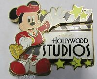 Disney WDW Disney's Hollywood Studios Director Mickey Mouse Pin