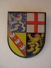 State Saarland Emblem Pin, Coat Of Arm, Germany Federal Bundesländer
