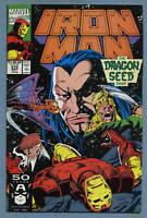 Iron Man #272 1991 Marvel Comics John Byrne