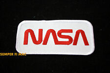 NASA TAB HAT PATCH NASA BADGE PIN UP SPACE SHUTTLE APOLLO ASTRONAUT MOON USAF
