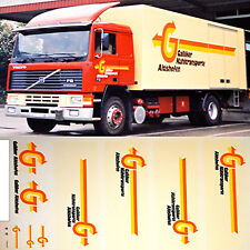VOLVO F10 G kühltransporte Altishofen 1:87 CAMION Autocollant Stickers