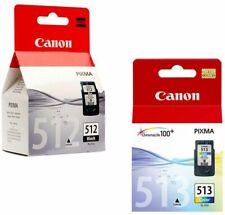 CANON PG512+CL513 PACK DE CARTUCHOS ORIGINALES XL NEGRO Y COLOR MP 270 280 495