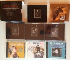 LOT CD - COFFRET VERVE SPECIAL BILLIE HOLIDAY
