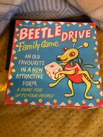 Vintage 1950s ? Beetle Drive Game Made In England