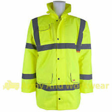 Collared Long Parkas Regular Size Coats & Jackets for Men