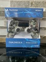 Sony DualShock 4 Wireless Controller for PlayStation 4 (PS4) - Silver Camo