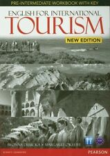 English for International Tourism WB+CD Dubicka Iw
