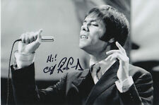 SIR CLIFF RICHARD HAND SIGNED 6X4 PHOTO 2.