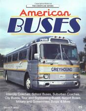 American Buses (Crestline Series) by Wood, Donald F.