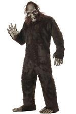 Brand New Big Foot Sasquatch Adult Halloween Costume