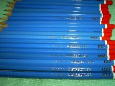 50 HB BLUE  STAEDTLER PENCILS MADE IN ENGLAND