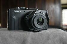 SIGMA DP2x 14.0 MP Digital Camera Black [Excellent Condition]