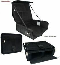 Carry Bag Travel Case for Xbox 360 Slim or Playstation 3 Slim, PS3 Slim