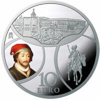 Spanien Europa Renaissance Silber 2019 Proof mit Packung