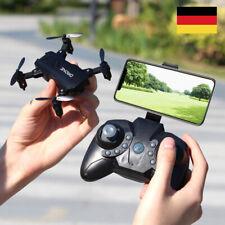 S107 Faltbar WIFI FPV Drohne mit 4K HD Kamera Selfie Quadrocopter RC Drone