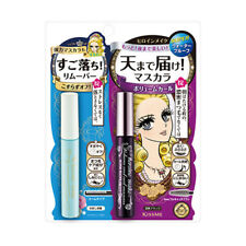 [ISEHAN KISS ME] Heroine Make Volume & Curl Waterproof Mascara and Remover SET