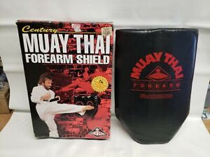 Century Muay Thai Forearm Shield Pad Martial Arts Practice Protective Equipment