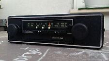 Blaupunkt LUBECK CR (455) cassette player for classic cars Merceds, BMW, Porsche