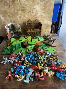 Gormiti Forest Playset And Figures Large Job Lot