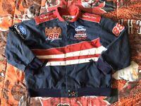 Vintage 1998 Dale Jarrett JH Design NASCAR Winston Cup Champion Jacket Mens 2XL