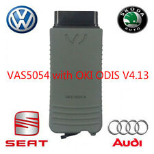 VAS 5054A with OKI VAS5054A ODIS V4.13 Bluetooth Diagnostic Tool Support UDS Pr