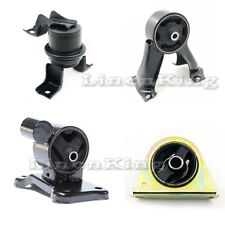 G069 For 02-07 Mitsubishi Lancer 2.0L Engine Motor Mount Kit 4PCS Manual Trans