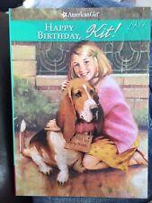 "American Girl , ""Happy Birthday Kit"", #4 in Series of 6."