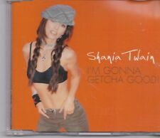 Shania TWain-Im Gonna Getcha Good cd maxi single