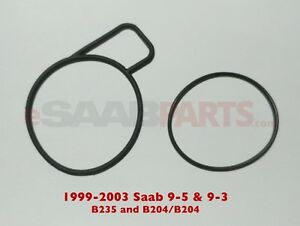 NEW Saab 9-5 9-3 Throttle Body O-Ring Kit 1999-2003 (B235 B205) 90490287 4940698