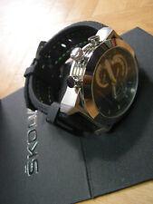 Original Skoda Motorsports Chronograph Watch Mens Wrist Watch