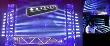 American DJ Sweeper Beam LED DMX 8x White Beam Lights w/ 270 Degree Tilt & Motor