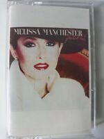 Vintage Classic Audio Cassette Tape - MELISSA MANCHESTER Greatest Hits