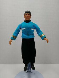"""Vintage 1974 Mego Corp. Star Trek Spock 8"""" Action Figure"""