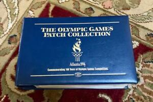 Oversized Olympic Games Patch Collection Atlanta 1996 Create Incredible Jacket