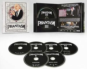 The Phantasm Sphere Collection - Limited Edition Blu-Ray Set [Region 1/A] NEW