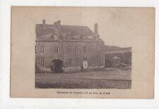 Habitation de Napoleon III Fort de Ham Vintage Postcard France 710a