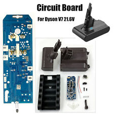 For Dyson V7 21.6V Vacuum Cleaner Li-ion Battery PCB Circuit Board Replace Case
