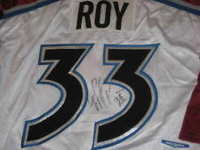 PATRICK ROY Signed Colorado AVALANCHE PRO PLAYER AUTHENTIC JERSEY w/ Beckett COA