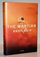 ***SIGNED/DATED 1st Printing/Ed*** The Martian by Andy Weir (Hardcover) NEW HX