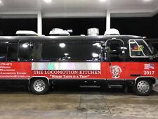 Food Truck 1989 Airstream Chevrolet 29 Foot Long