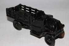 AC Williams 1930's Cast Iron Mack Stake Truck