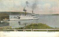 C-1910 Cape Bretton Nova Scotia Canada Warwick Bros Postcard 20-2536