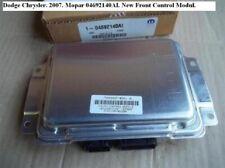 New Front Control Modul. Dodge Chrysler. 2007.Mopar. 04692140AI