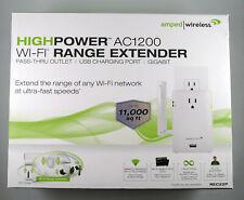 Amped Wireless High Power AC1200 WiFi Range Extender REC22P