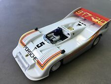 "Carrera digital 132 30654 Porsche 917/30 ""nº 5"", 1973 fugazmente + chasis nuevo"