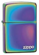 Zippo Spectrum Effect Windproof Lighter Z151ZL Supplied New & Boxed Free P&P